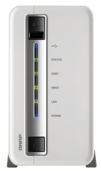 QNAP TS-212P | מוצרי QNAP