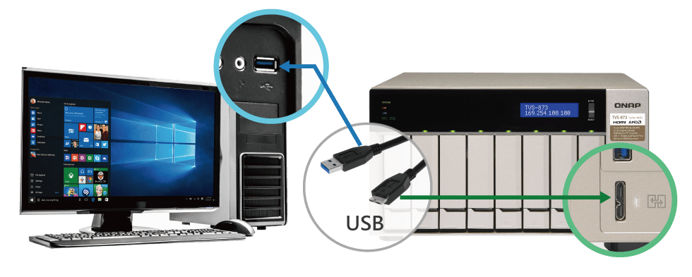 USB QuickAccess